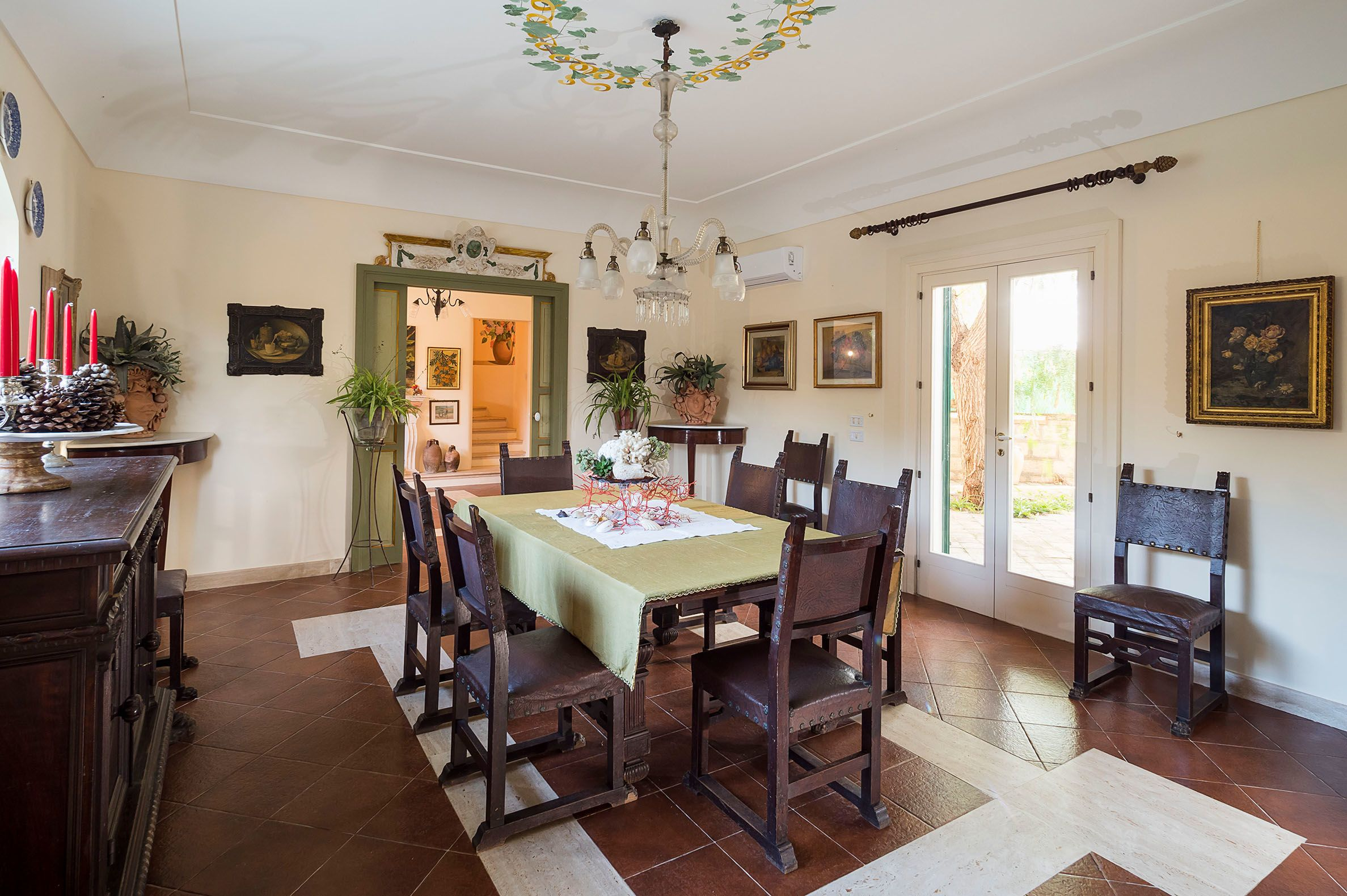 Holiday house Villa San Ciro (2560581), Salemi, Trapani, Sicily, Italy, picture 6